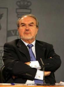 Ministro de Economía durante los primeros año de la crisis